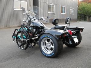 <b><i>Wheelchair to trike</i> 札幌 運転免許試験場(障害者)トライク AT限定解除 MT車輌 持込検査</b>